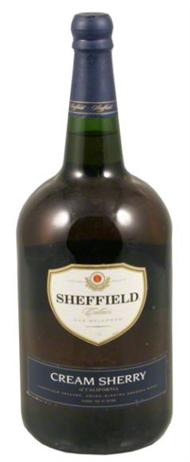 Sheffield Cellars Cream Sherry